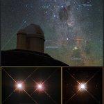ALMA ontdekt koud stof rond meest nabije ster