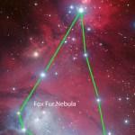 Met deze kosmische kerstboom wensen we alle lezers van de Astroblogs heel fijne feestdagen!
