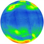 Sentinel-5P brengt de luchtvervuiling in kaart: de eerste resultaten