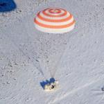 ESA-astronaut Paolo Nespoli na 139 dagen weer terug op aarde