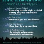 Vanaf zaterdag zijn er weer de Kaiser Lente Lezingen in Leiden