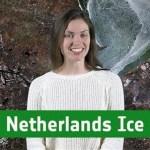 IJs in Nederland – in beeld gebracht vanuit de ruimte