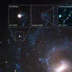Hubble ontdekt stellaire 'waterstofdief', die supernova-explosie heeft overleefd