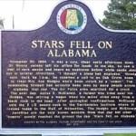 21 augustus 2018 'Stars Fell on Alabama' again