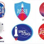 'Space Force' logo VS campagne van start
