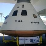 Binnencapsule NASA's Orion klaar en verscheept naar het Kennedy Space Center