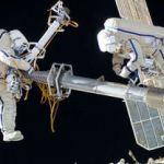Onderzoek naar lek in ISS wordt vervolgd met EVA ruimtewandeling
