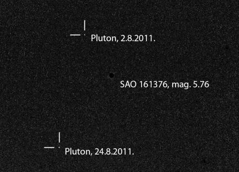 Pluton, 02.08.2011 + 24.08.2011