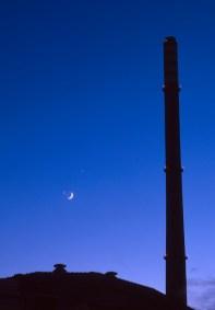 Konjunkcija Venere i Mjeseca