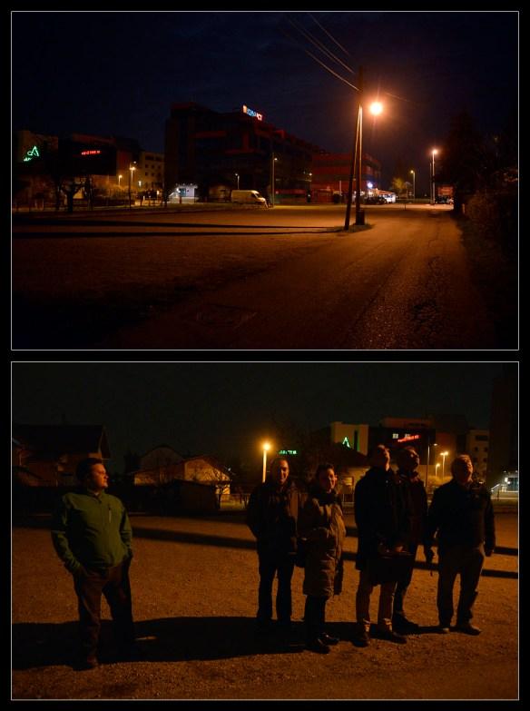 """Parkiralište u Buzinu, """"astronomi"""" gledaju zvijezde na 3 luksa rasvjete"""