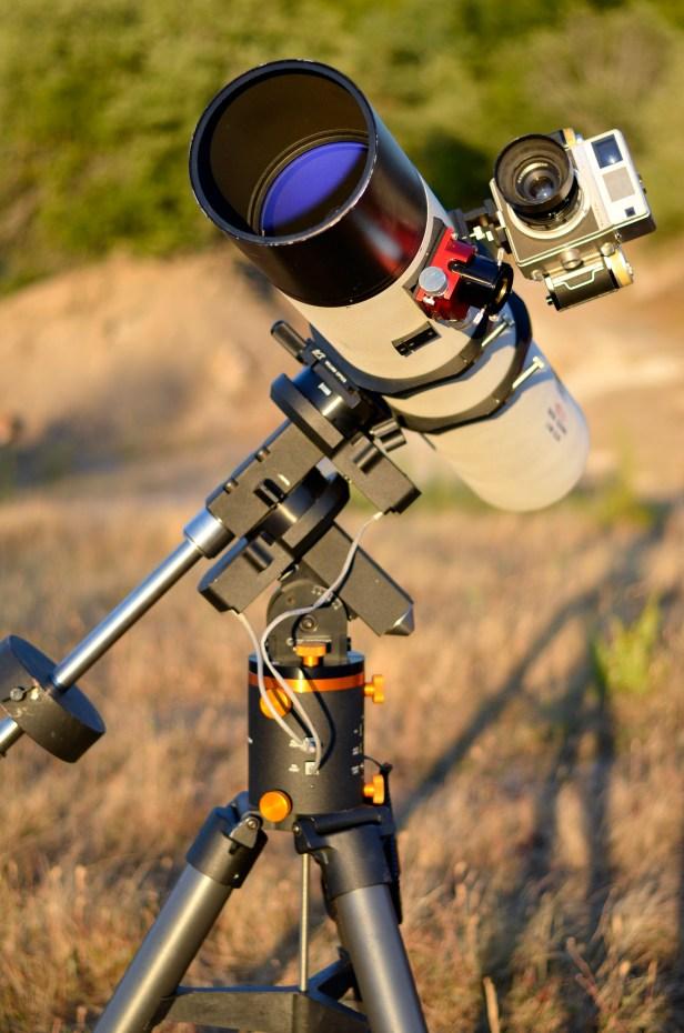 Piggyback astrofotografija