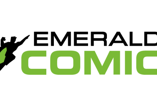 Dan Parent will be at Emerald City Comicon April 7th - 10th