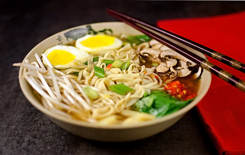 Image result for Ramen (Noodle Soup)