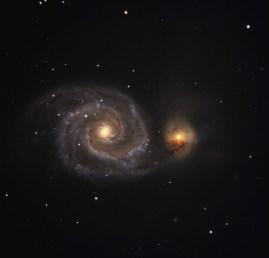 Galassia Vortice M51