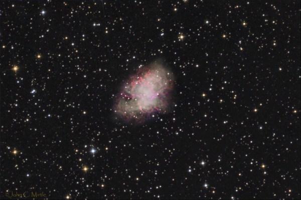M1 - The Crab Nebula in Taurus