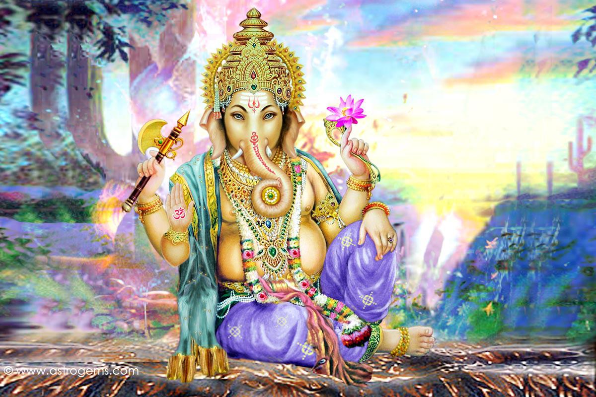 Ganesha: Krishna Prayed To Ganesha