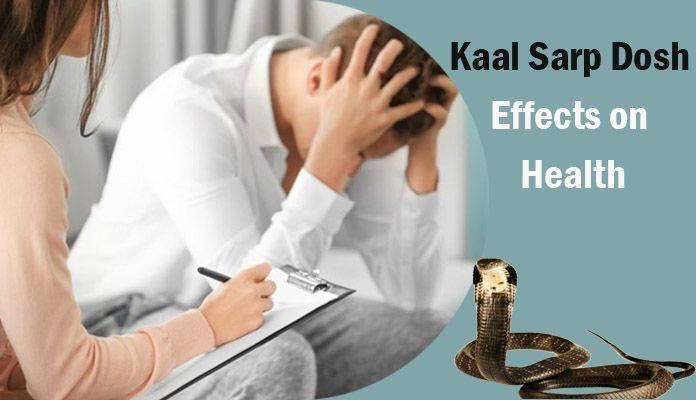 Kaal Sarp Dosh Effects on Health - kaal Sarp Yog in kundli, Health horoscope