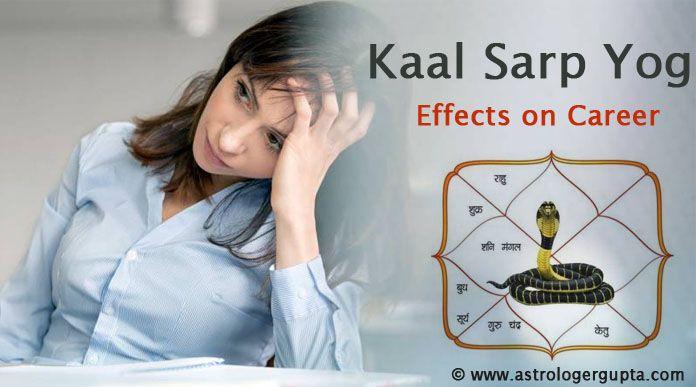 Kaal Sarp yog Effects on Career
