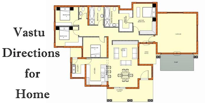 Vastu Directions for Home - Best Vastu Directions House