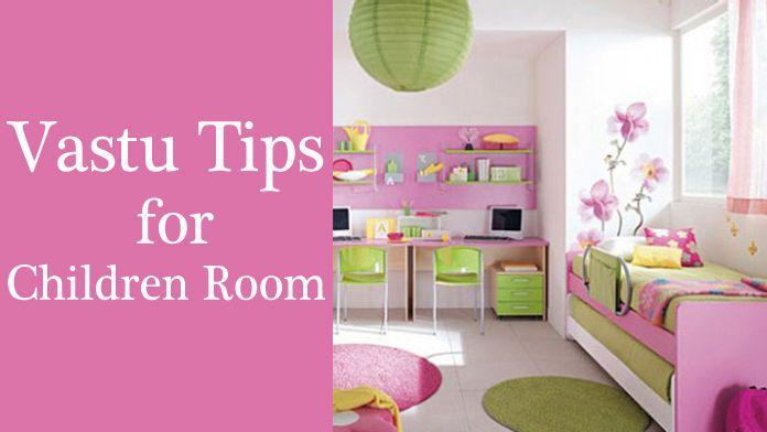 Vastu Tips for Children Room - Vastu Kids Bedroom