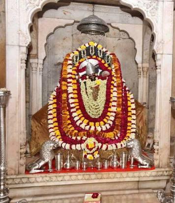 माँ शिला देवी आमेर किला जयपुर