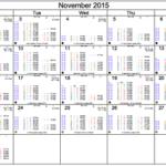 Monthly Horoscopes: November 2015