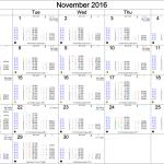 Monthly Horoscopes: November 2016