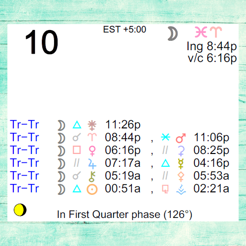 pisces november 10 astrology