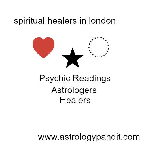 spiritual healers in london