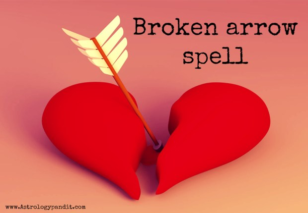 broken arrow spell