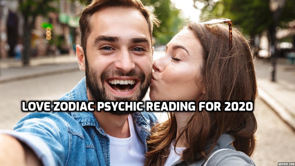 Love zodiac psychic reading