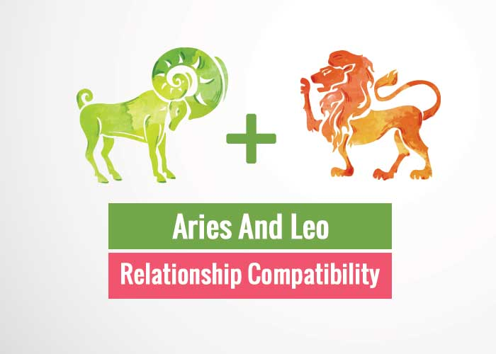 Aries man Leo woman compatibility in love online