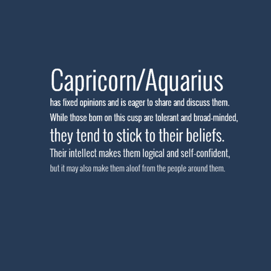 Aquarius man Capricorn woman compatibility in love online