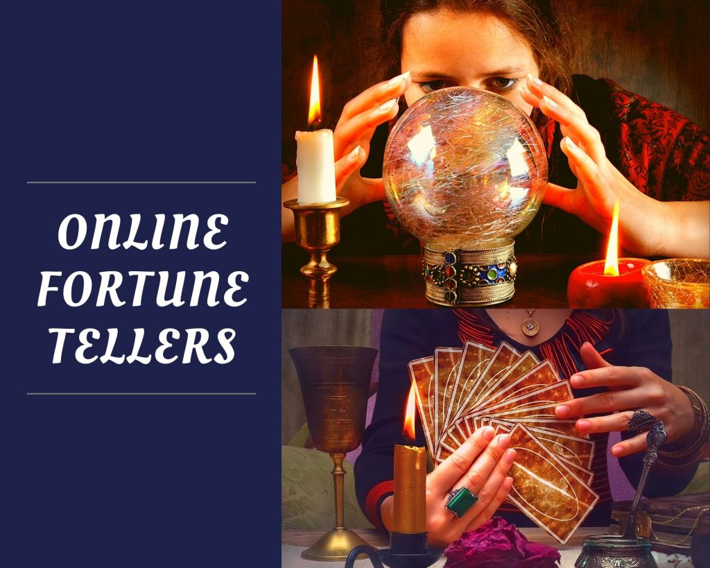Online fortune tellers