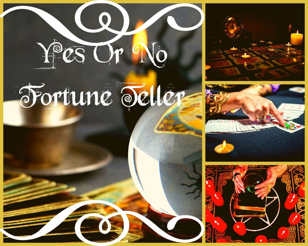 Yes or no fortune teller
