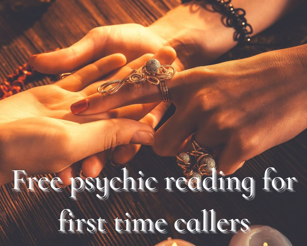free psychic reading for first time callers