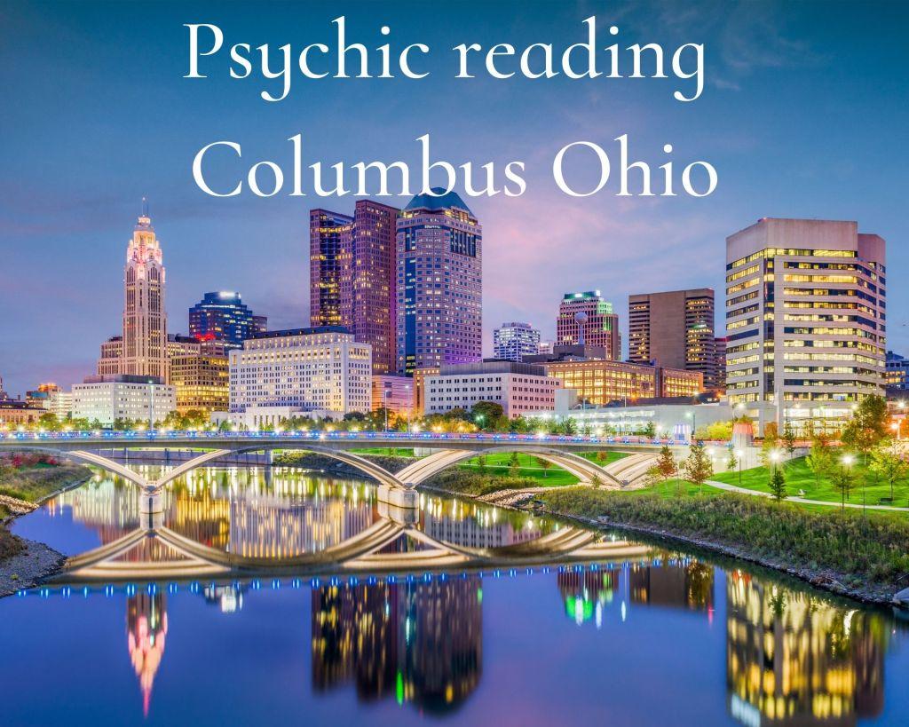 psychic reading columbus ohio