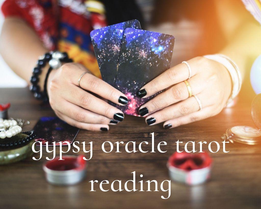 gypsy oracle tarot reading