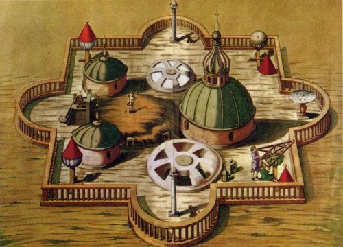 Observatorio de Tycho Brahe