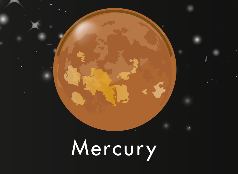 Mercury-The Messenger of Gods