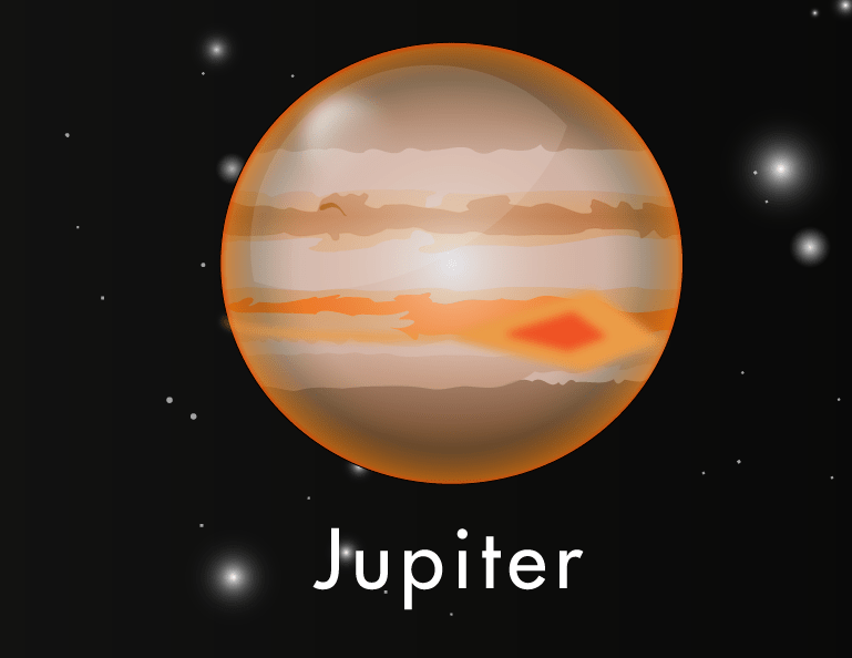 Jupiter-The Great Fortune