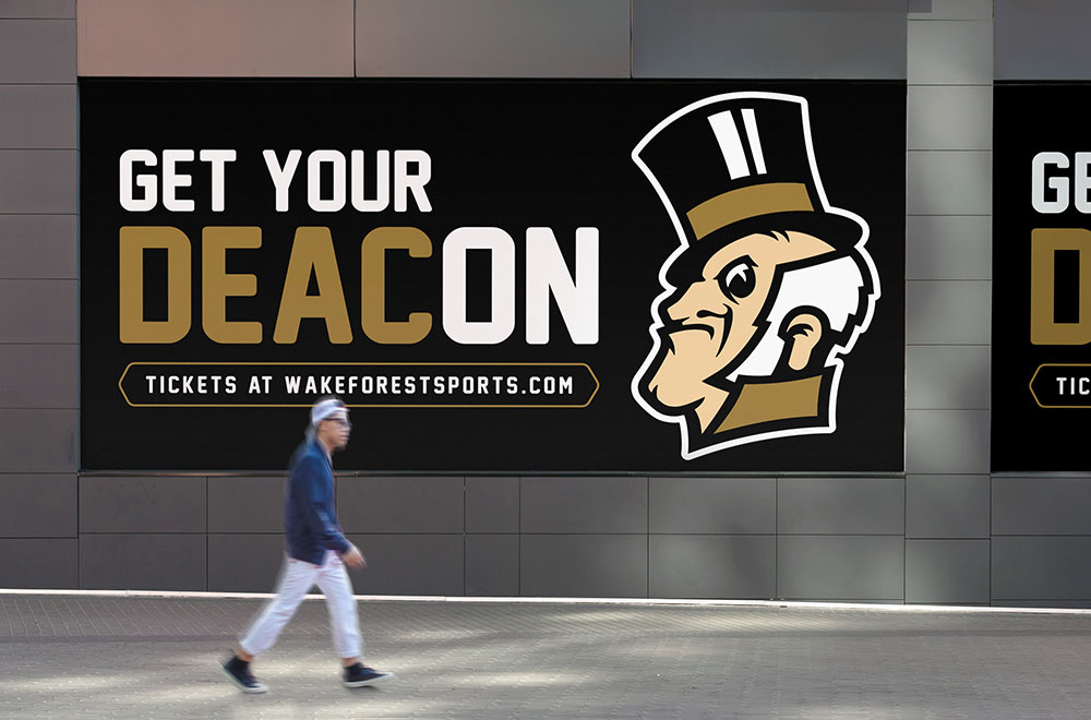 Wake Forest Billboard