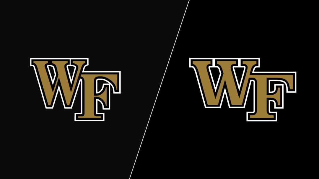 Wake Forest Primary Logo Comparison