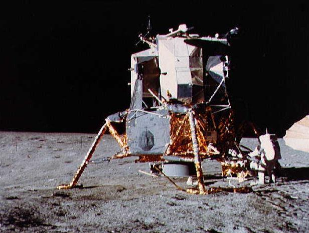 Image result for apollo moon landing craft