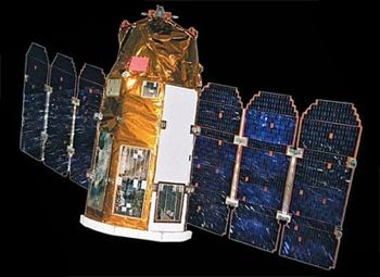 Image result for pics of Israeli Ofeq satellite