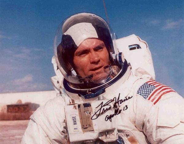 2008 Astronaut Autograph Club Astronaut Scholarship