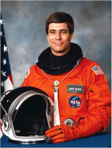 John Blaha Astronaut Scholarship Foundation