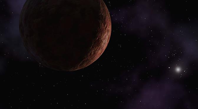 Hallan el objeto más lejano del sistema solar