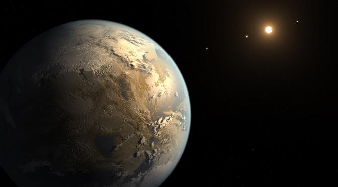 Kepler descubre un exoplaneta de tamaño terrestre en la zona habitable de una estrella