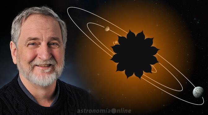 """Entrevista a Webster Cash, uno de los padres del starshade o """"sombra estelar"""" e inventor del Aragoscopio"""